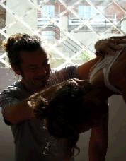 MARC WOOLFORD YOGA -HELPING RELEASE THE SPINE